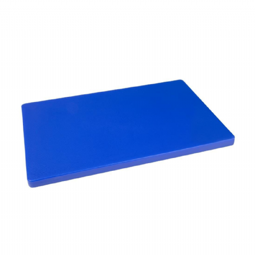 Hygiplas Extra Thick Low Density Blue Chopping Board - DM005